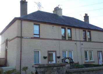 Thumbnail 2 bed flat for sale in Doctors Park, Kincardine
