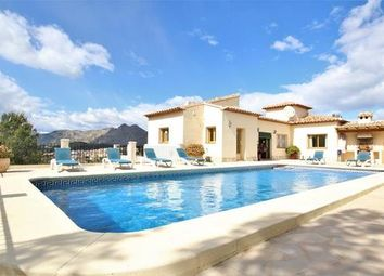 Thumbnail 6 bed villa for sale in Spain, Valencia, Alicante, Parcent