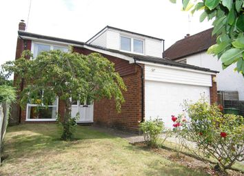 Thumbnail 4 bed detached house for sale in Belmont Road, Bushey