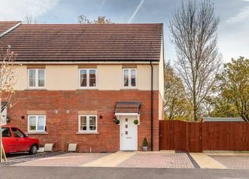 Thumbnail 3 bed end terrace house for sale in Feathers Drive, Lydney