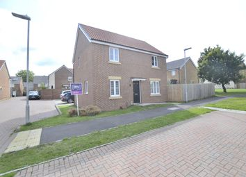 Thumbnail 3 bed detached house for sale in Textile Drive, Brockworth, Gloucester