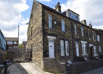 Thumbnail 3 bed end terrace house for sale in Cemetery Road, Bradford