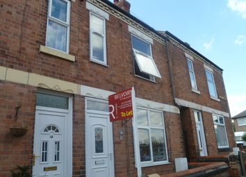 Thumbnail 2 bed terraced house to rent in Brooke Street, Sandiacre
