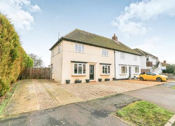 Thumbnail 3 bed semi-detached house for sale in The Grove, Silsoe, Beds, Bedfordshire