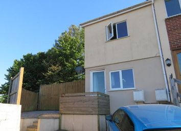 Thumbnail 2 bed end terrace house for sale in Foxley Crescent, Newton Abbot