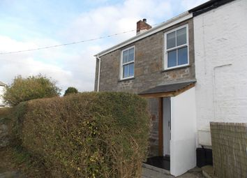 Thumbnail 3 bed end terrace house for sale in Mount Ambrose, Redruth