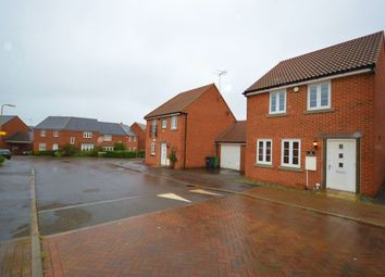 Thumbnail 3 bedroom detached house to rent in Carter Drive, Basingstoke