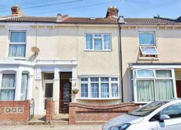 Thumbnail 3 bed terraced house for sale in Mafeking Road, Southsea