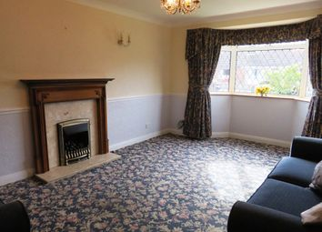 Thumbnail 3 bed semi-detached bungalow to rent in Minshull Road, Cleethorpes