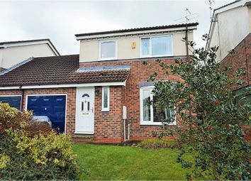 Thumbnail 3 bedroom link-detached house for sale in Tedder Road, York