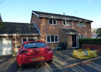 Thumbnail 4 bed semi-detached house for sale in Goosey Lane, St. Georges, Weston-Super-Mare