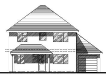 Thumbnail 4 bed detached house for sale in Tedder Way, Totton, Southampton