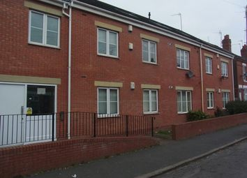 Thumbnail 2 bed flat to rent in Chandos Court, Stoke
