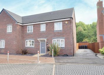 3 Bedrooms Semi-detached house for sale in Owston Road, Annesley, Nottingham NG15