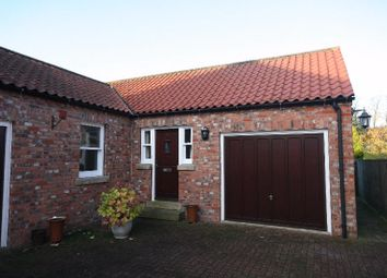 Thumbnail 1 bedroom bungalow to rent in Enclosure Gardens, School Lane, Heslington, York