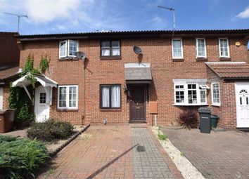 Thumbnail 2 bedroom terraced house for sale in Fielding Avenue, Tilbury, Essex