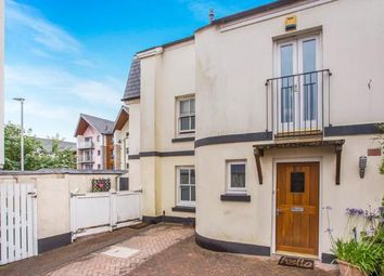Thumbnail 4 bed end terrace house for sale in Barrack Street, Plymouth, Devon