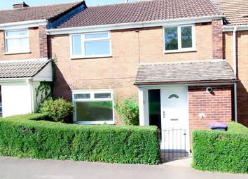 Thumbnail 3 bed terraced house for sale in Maendy Wood Rise, Pontnewydd, Cwmbran