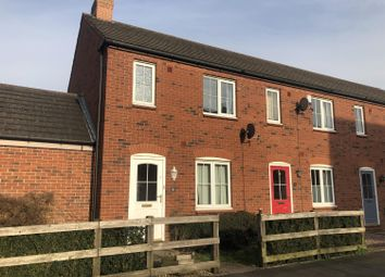 Thumbnail 2 bed end terrace house to rent in Rogerson Road, Fradley, Lichfield