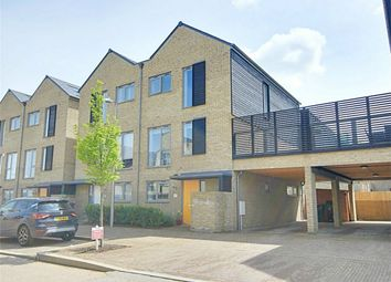 Thumbnail 4 bed town house for sale in High Chase, Newhall, Harlow, Essex