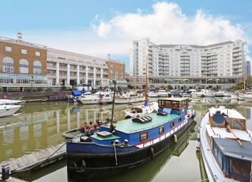Thumbnail 3 bed houseboat for sale in Chelsea Harbour, Chelsea