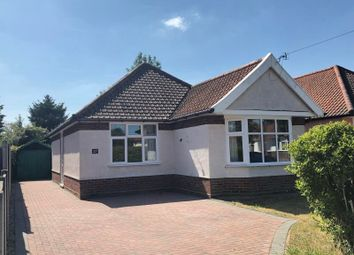 Thumbnail 3 bed bungalow to rent in Sherborne Avenue, Ipswich