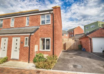 Thumbnail 2 bed end terrace house for sale in Aylburton Road, Cheltenham, Gloucestershire