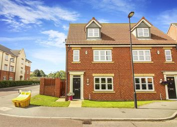 Thumbnail 4 bed semi-detached house for sale in Dukesfield, Shiremoor, Newcastle Upon Tyne