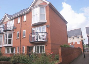 Thumbnail 3 bed town house for sale in Vancouver Quays, Salford Quays