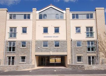 Thumbnail 2 bed flat for sale in Kingsway Court, 89 Two Mile Hill Road, Kingswood