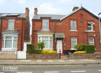 3 bed semi-detached house for sale in Lansdowne Road, Hartlepool, Durham TS26