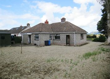Thumbnail 3 bed detached bungalow for sale in Tully Road, Limavady, County Londonderry