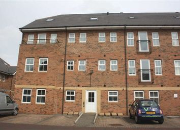 Thumbnail 2 bedroom flat to rent in Sandringham Court, Chester Le Street, County Durham