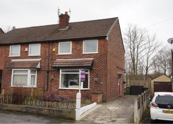 Thumbnail 2 bed semi-detached house for sale in Bradshaw Avenue, Manchester