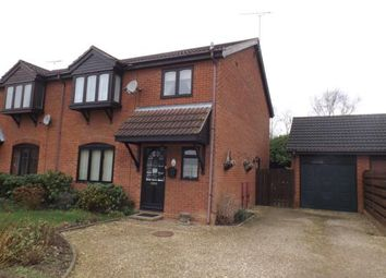 Thumbnail 3 bedroom semi-detached house for sale in North Walsham, Norfolk
