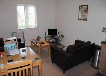 Thumbnail 1 bed flat to rent in The Granary, Silurian Way, Lloyd George Avenue