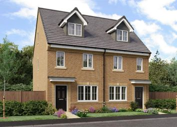 "Thumbnail 3 bedroom semi-detached house for sale in ""The Tolkien"" at Netherton Colliery, Bedlington"