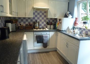 Thumbnail 2 bedroom terraced house to rent in Oberon Close, Waterlooville