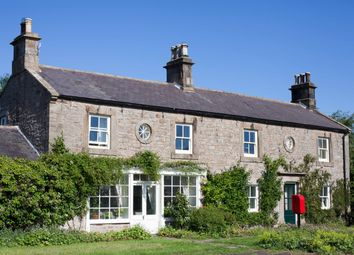 Thumbnail 4 bed detached house for sale in The Old Post Office, Kiln Pit Hill, Northumberland