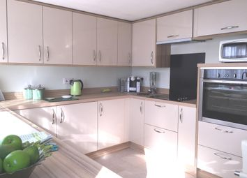 Thumbnail 3 bedroom mobile/park home for sale in Wards Caravan Site, Marston, Oxford