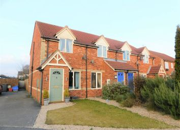 Thumbnail 2 bed semi-detached house for sale in Kendrick Close, Coalville
