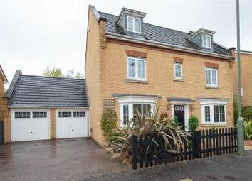 5 bed detached house for sale in Barkway Drive, Locksbottom, Orpington BR6