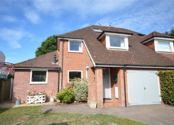 Thumbnail 4 bed semi-detached house for sale in Gold Mead Close, Lymington, Hampshire