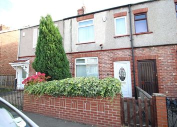 Thumbnail 2 bed terraced house for sale in Frances Terrace, Bishop Auckland
