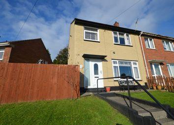 Thumbnail 3 bed end terrace house for sale in Penymor Road, Penlan, Swansea
