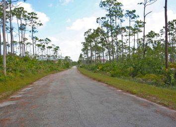 Thumbnail Land for sale in Grand Bahama, The Bahamas
