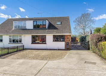 Thumbnail 4 bed semi-detached house for sale in Watson Road, Long Buckby, Northampton