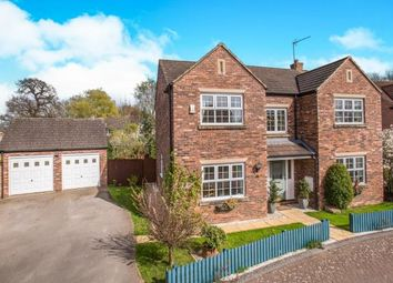 Thumbnail 4 bed detached house for sale in Pinfold Green, Staveley, Knaresborough, North Yorkshire