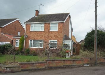 Thumbnail 3 bedroom detached house for sale in Moyle Crescent, Eastern Green, Coventry