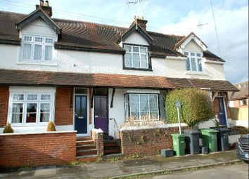 Thumbnail 2 bed terraced house for sale in Bannerman Road, Petersfield